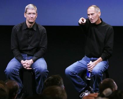 Sem Jobs, Tim Cook precisa provar que é capaz de inovar