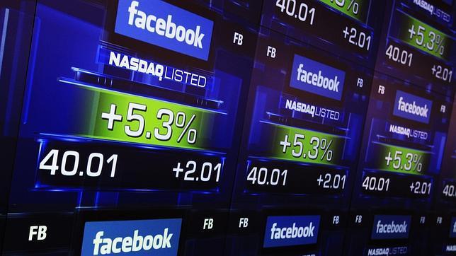 2º dia, ação do Facebook fecha em queda
