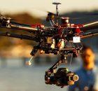 Drones feitos especialmente para filmagens aéreas
