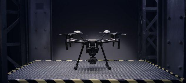Drone DJI tecnologia em imagens aéreas para soluções empresariais