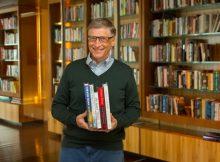 4 livros indicados por Bill Gates